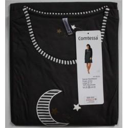 Nachthemd lange mouw nr. 16 | Maat L | Comtessa