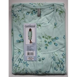 Nachthemd lange mouw nr. 9 | Maat M | Comtessa