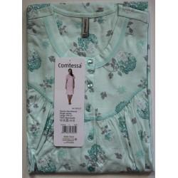 Nachthemd korte mouw nr.21 comtessa | Maat 40/42| Damesnachthemden