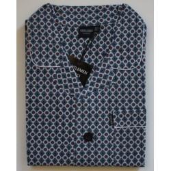 Heren pyjama jasje flanel maat 52 Gentlemen nr. 5