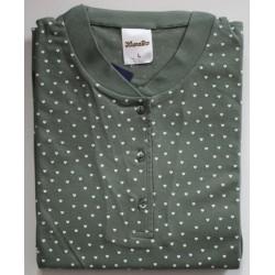 Damespyjama tricot Lunatex maat L nr. 11