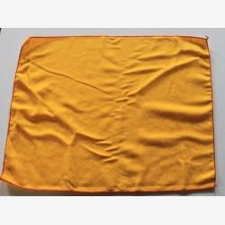 Gele stofdoek | Katoenen stofdoeken