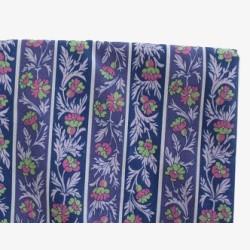 Halterschortje blauw met bloemetjes no.3