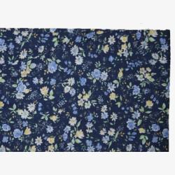 Halterschort met blauwe bloemetjes no.8