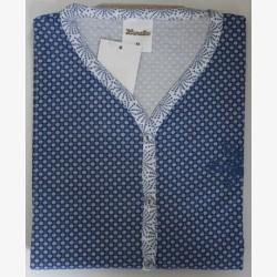 Nachthemd korte mouw nr.2 | Maat M | Lunatex
