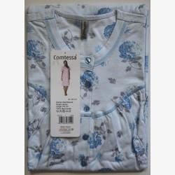 Nachthemd korte mouw nr.20 comtessa | Maat 40/42| Damesnachthemden
