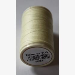 Kleur 1084 naaigaren | Coats Duet klosje garen geel