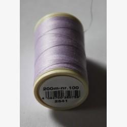 Kleur 2541 naaigaren | Coats Duet klosje garen paars