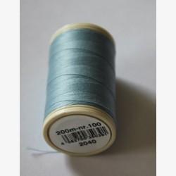 Kleur 2040 naaigaren | Coats Duet klosje garen blauw