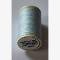 Kleur 1022 naaigaren | Coats Duet klosje garen blauw