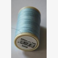 Kleur 2539 naaigaren | Coats Duet klosje garen blauw