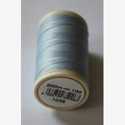 Kleur 1039 naaigaren | Coats Duet klosje garen blauw