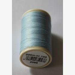 Kleur 2066 naaigaren | Coats Duet klosje garen blauw