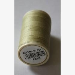 Kleur 2555 naaigaren | Coats Duet klosje garen groen