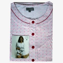 Nachthemd lange mouw nr. 41 | Maat S | Cocodream