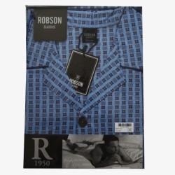 Robson heren pyjama katoen maat 58 nr. 1