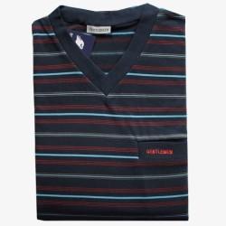 Tricot Double Jersey v-hals en effen broek maat XL nr.19