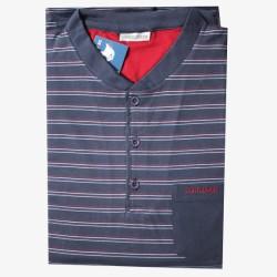 Heren pyjama met knoopjes maat XL nr. 6   Pyjama's Gentlemen