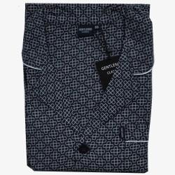 Flanellen herenpyjama maat 56 nr. 10 | Nachtkleding Gentlemen