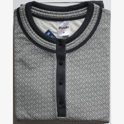 Damespyjama  Lunatex dubbel jersey maat M nr. 3