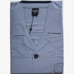 Heren pyjama jasje flanel maat 56 nr. 2 Robson