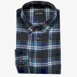 Flanellen overhemd maat XXL nr. 5   Heren overhemden Rebalife