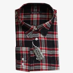 Flanellen overhemd maat XXL nr. 2   Heren overhemden
