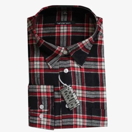 Flanellen overhemd maat XXL nr. 2 | Heren overhemden