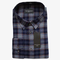 Flanellen overhemd maat 4XL nr. 2  Heren overhemden