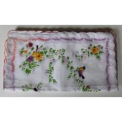Katoenen dames zakdoeken 12 stuks